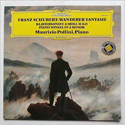 Franz Schubert: Wanderer-Fantasie Piano Sonata in A Minor [LP]