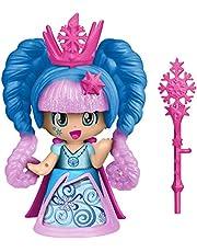 Pinypon - verpakking met 4 queens, pop figuren van de koningin, speelgoed (Famosa 700015821)