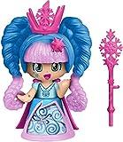 Pinypon- pack 4 queens, muñeca figuras reinas, juguete (famosa 700015821)