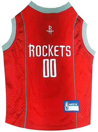 NBA HOUSTON ROCKETS DOG Jersey, X-Small