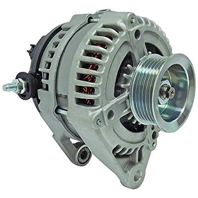 New Alternator For Chrysler Aspen & Dodge Durango 07-09, Nitro 07-10, Dodge Ram 1500 09-10, Ram 1500 11-13, Jeep Commander Grand Cherokee Liberty 07-10, 56029914AD