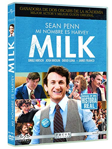 Mi nombre es Harvey Milk [DVD]