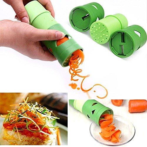 Secret de gourmet Coupe légumes Spirale