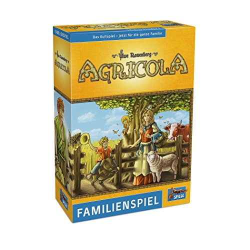 Lookout- Agricola, Juego Familiar de Uwe Rosenberg. (Ass Altenburger 22160085)