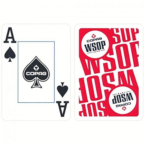 PokerShop Fiches Ceramica WSOP Rio Replica Valore 100
