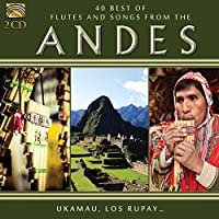 40 Best of Flutes & Songs from