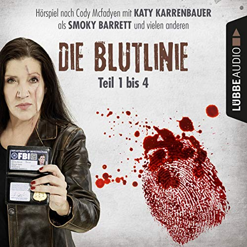 Die Blutlinie 1-4 audiobook cover art