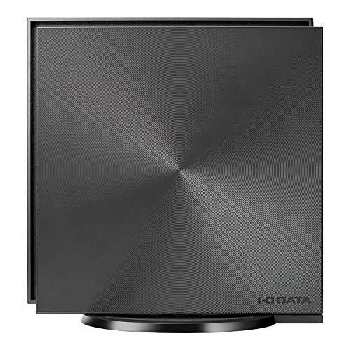 I-O DATA WiFi 無線LAN ルーター 11ax 最新規格 Wi-Fi6 AX1800 1201+574Mbps IPv6 3階建/4LDK/20台 PS5 日...