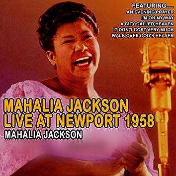 Live at Newport 1958 (Remastered)