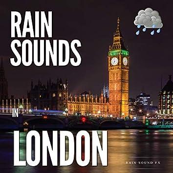 Rain Sounds in London