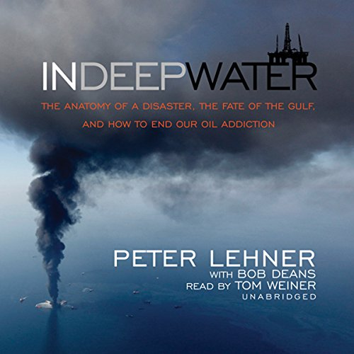 In Deep Water audiobook cover art