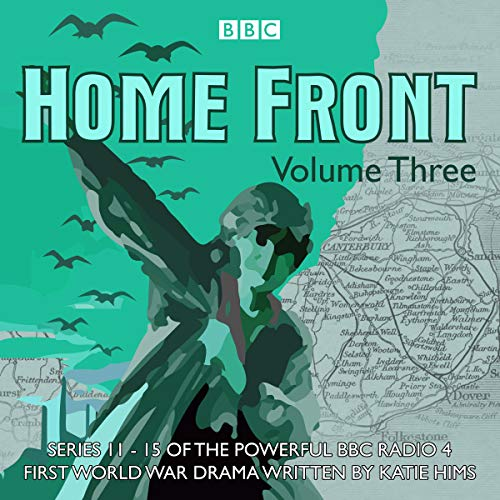 Page de couverture de Home Front: The Complete BBC Radio Collection Volume 3