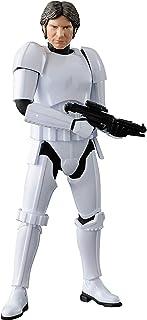 Bandai Hobby Star Wars 1/12 Plastic Model Han Solo Stormtrooper Star Wars