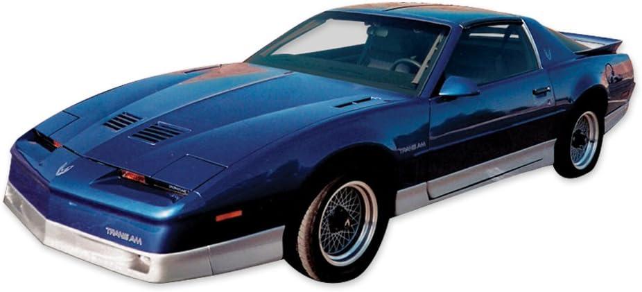 Amazon Com 1987 1988 1989 1990 Pontiac Firebird Trans Am Decals Stripes Kit Silver Automotive