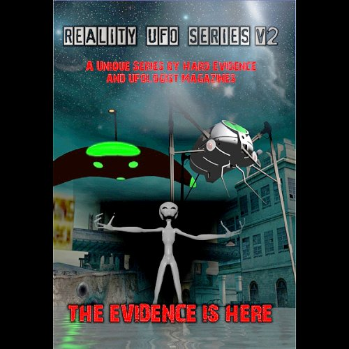 Reality UFO Series, Volume 2 audiobook cover art