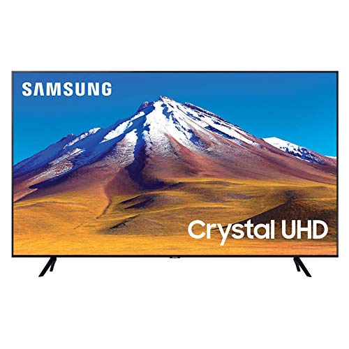 UE75TU7020 75' Crystal Colour HDR Smart 4K TV with Tizen OS