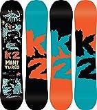 K2 Mini Turbo 11D0028.1.1.100 Boys' Snowboard Size 100
