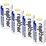 Rapthor Rechargeable Battery 4 Pack 750mAh with UN UL...