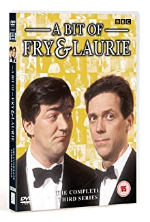 A Bit Of Fry & Laurie - The Complete Third Series