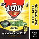 Best Mouse Poisons - D-Con Corner Fit Mouse Poison Bait Station Review