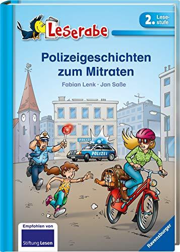 Polizeigeschichten zum Mitraten (Leserabe - 2. Lesestufe)