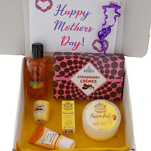 Passionfruit Pamper Hamper Brightening Skincare Gift Box