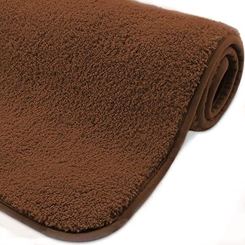 AiJef Vloerkleden pluizig lange houdbaarheid langpolig moderne tapijten (grote kleuren en vormkeuze) machinewasbaar…
