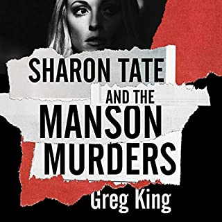 Sharon Tate and the Manson Murders audiobook cover art