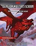 Dungeon Master's Screen - Deutsche Ausgabe: Dungeons & Dragons (Dungeons & Dragons / Zubehör)