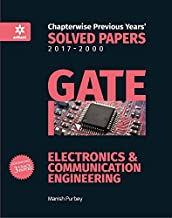 Electronics & Communication Engineering Solved Papers GATE 2018 [Paperback] [Jan 01, 2017] NA