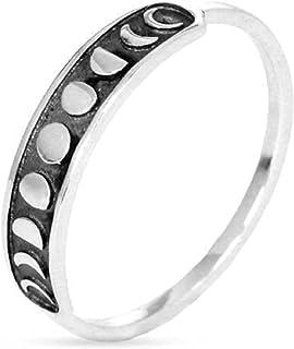 MDTBB خاتم بسيط للرجال الشرير خاتم المفاصل للرجال خواتم أنيقة ، 18.9 مم