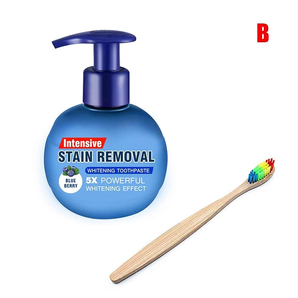 判決毎年家事CoolTack 歯を磨くための歯ブラシで歯磨き粉アンチブリーディングガムを白くする集中的な汚れ除去剤