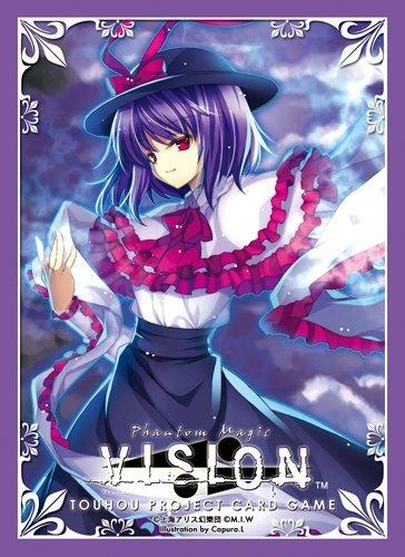 東方Project Vision Official Sleeve 〜永江 衣玖〜 オフィシャルスリーブ