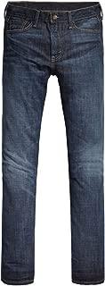 Levi's 08513 Men's 513 Slim Straight Jeans, Quincy - 29L x 34W