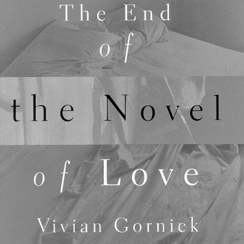 The End of the Novel of Love audiobook cover art