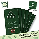 Legona - Schlupfwespen gegen Lebensmittelmotten/Biologische &...