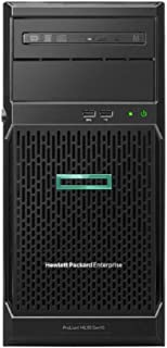 Hewlett Packard Enterprise ProLiant ML30 Gen10 - Servidor (3.3 GHz, E-2124, 8 GB, DDR4-SDRAM, 350 W, Tower (4U))