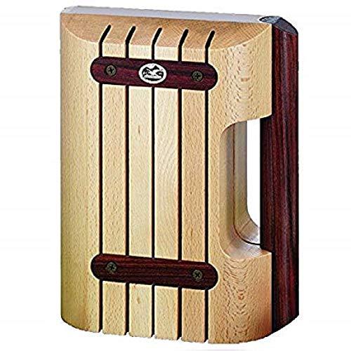 Victorinox Swiss Classic Universal Messerblock, Leer, Unbestückt, Holz, buchenholz