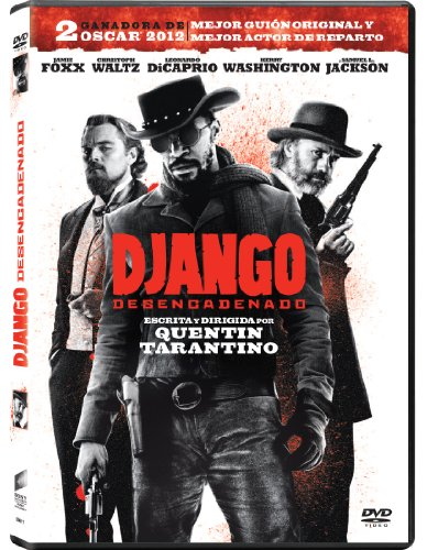 Django Desencadenado [DVD]