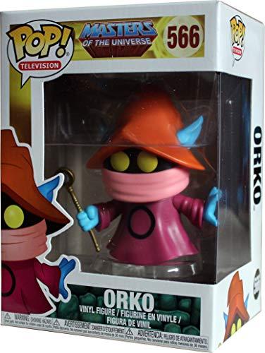 Masters of the Universe Pop Vinyl Television Figur # 566: Orko (Der Zauberer von Trolla)
