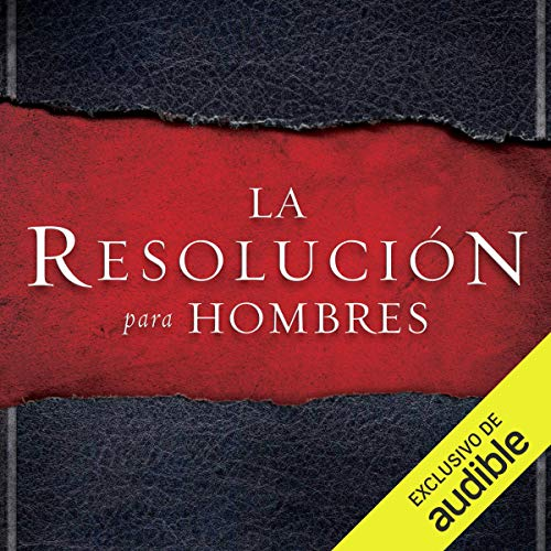 La Resolución para Hombres [The Resolution for Men] Titelbild
