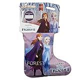 Giochi Preziosi- Calza della Befana con Sorprese Calzettone Disney Frozen 2, Multicolore, CAF00000