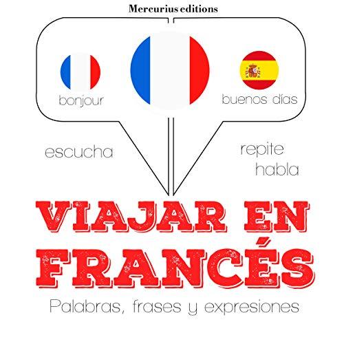 Viajar en francés audiobook cover art