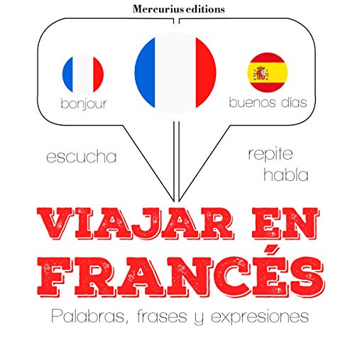 Viajar en francés  By  cover art