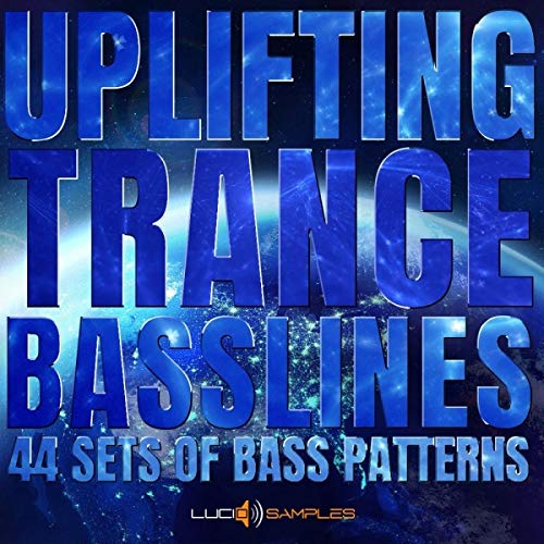 Samples Uplifting Trance Basslines is the largest collection of its kind, containing essential bass loops that will help you create professional trance music...| DVD non BOX