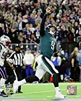 "Nick Foles Philadelphia Eagles Super Bowl LII Photo (Size: 8"" x 10"")"