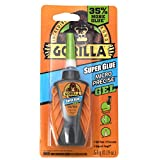 Gorilla(ゴリラ)マイクロプレシジョン 強力接着剤ジェル 5.5g クリア 1パック