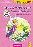 LESEZUG DOPPELBAND/2. Klasse: Geschichten für Erstleser. Elfen und Ballerinas: Leseabenteuer im Doppelband