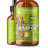 DOG CALMING HEMP OIL   High Strength Natural Organic Hemp Oil Drops For Dogs & Cats   <span class='highlight'>Pet</span> Supplement   Omega 3,6,9   Made In <span class='highlight'>UK</span>