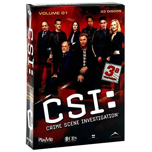 Csi - 3ª Temporada - Volume 1